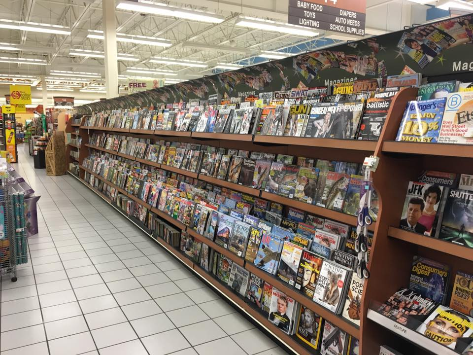 Magazines…alive n' well?