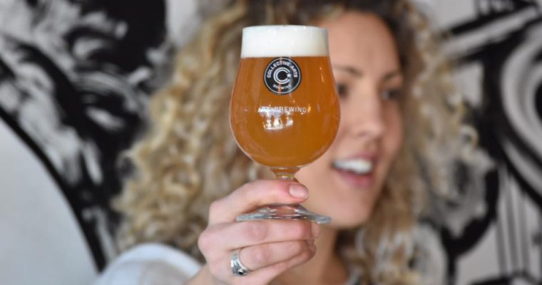 Craft beer and art collide at a unique event this Friday at Murphy Brown's in Clarence