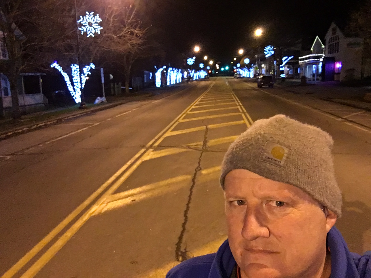 In Ellicottville: let there be light!