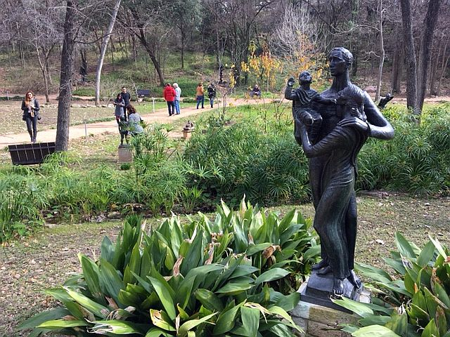 A visit to the wonderful Umlauf Sculpture Garden & Museum in Austin, TX.
