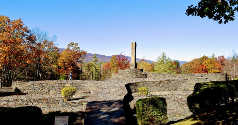 Art immersion in the Hudson Valley region
