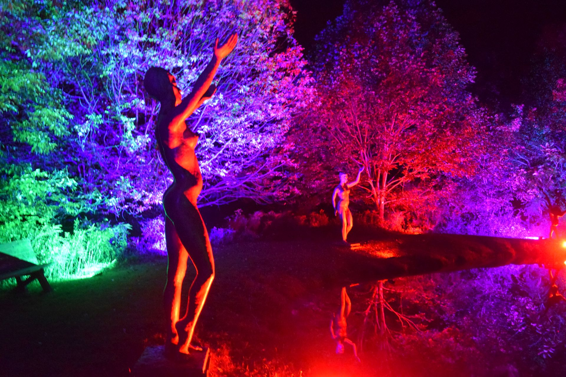 SitlerHQ set to produce 8th annual NIGHT LIGHTS at Griffis Sculpture Park