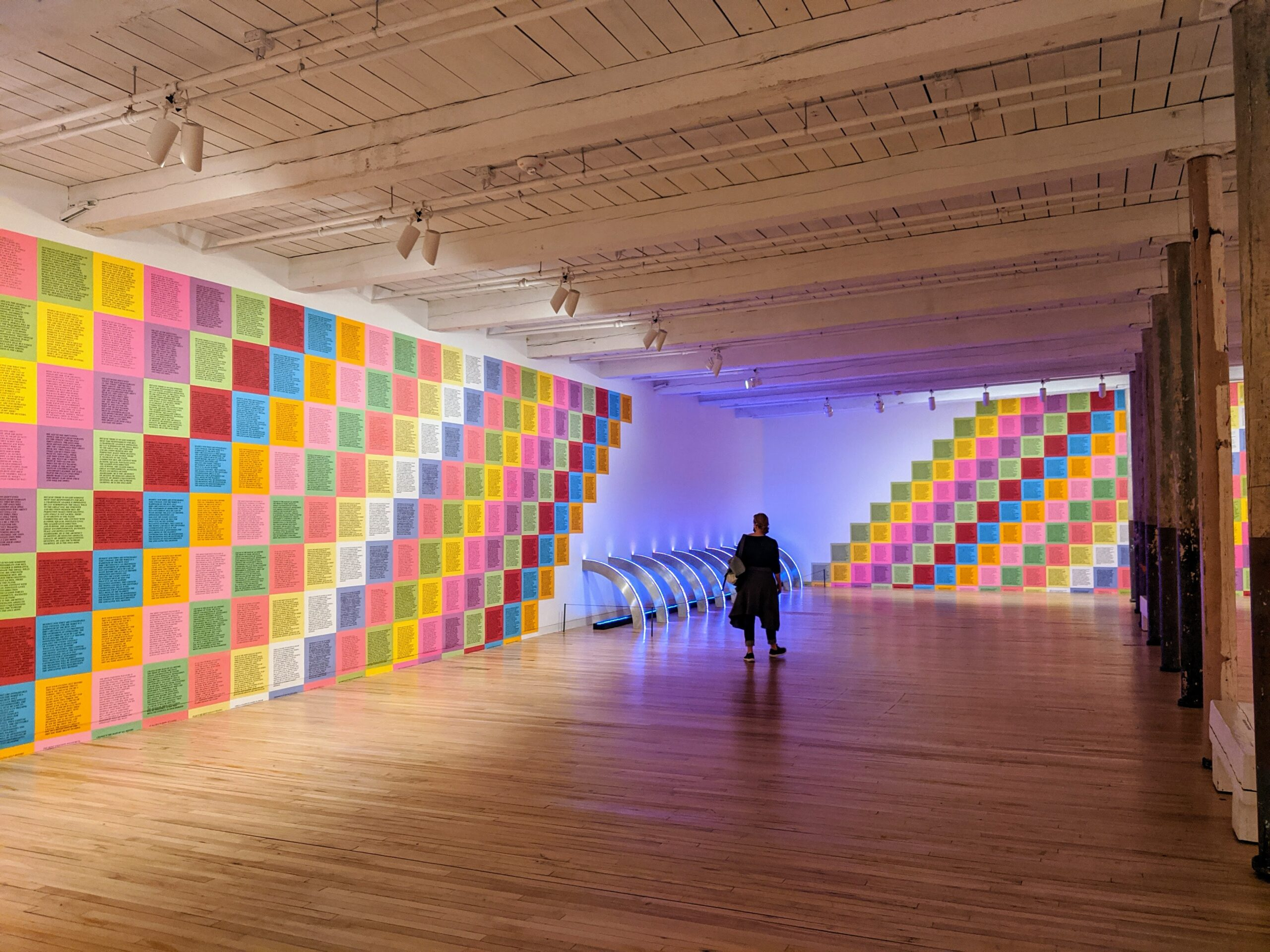 A visit to…MASS MoCA in North Adams, MA