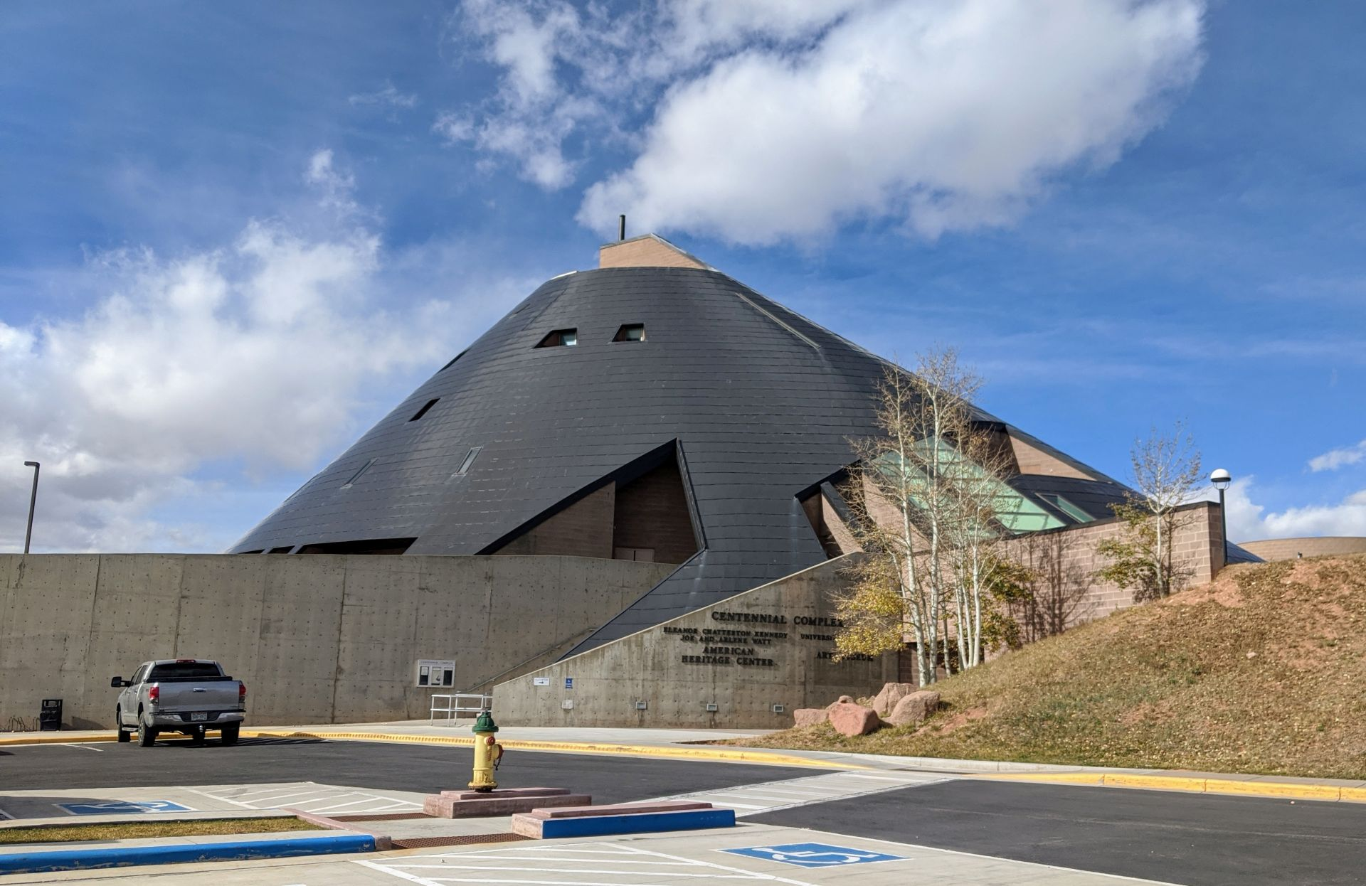 A visit to…the impressive University of Wyoming Art Museum